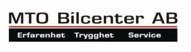 MTO Bilcenter - Volkswagen auktoriserad verkstad